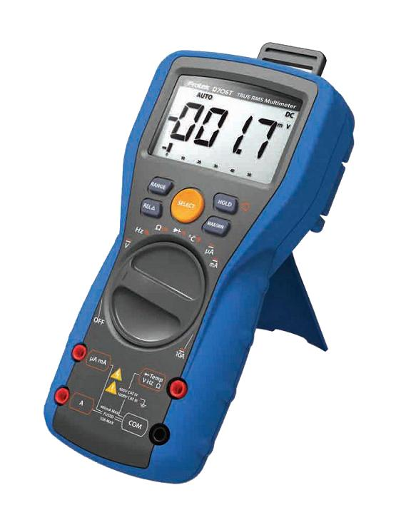 Summit Digital Meters : Digital multimeter handheld protek n